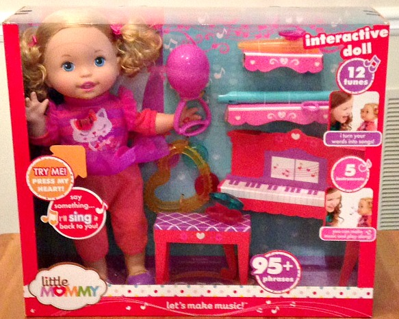 Doll in Package 2