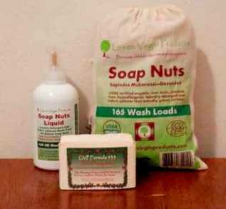 Green Virgin Laundry Products