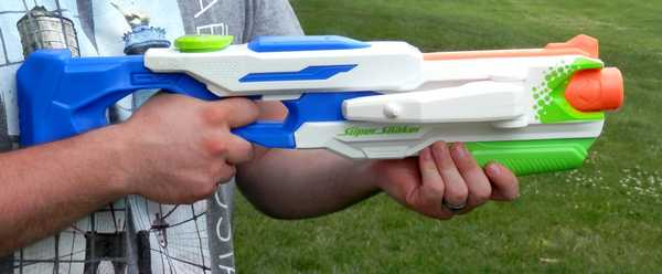 Nerf Super Soaker Crossbow