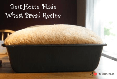 Best Home Made Wheat Bread Recipe button