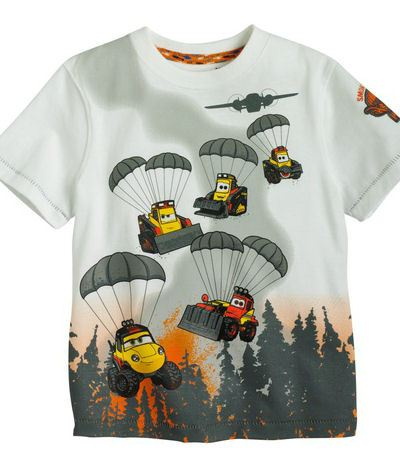 Bring Disney Planes Fire and Rescue movie ticket stub to Kohl's and score $10 off your Kids Apparel purchase of $25 or more!