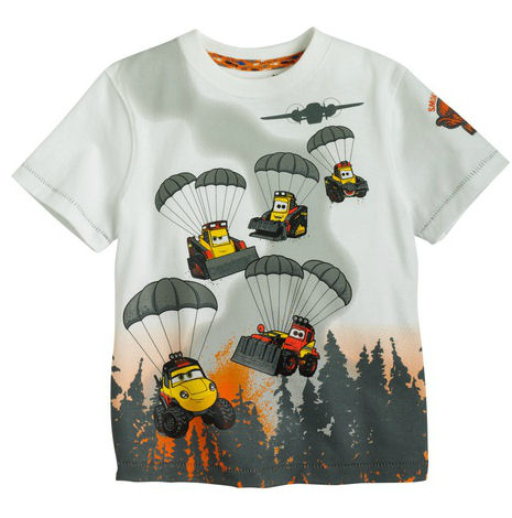 limited edition disney apparel by jumping beans smoke jumper tee