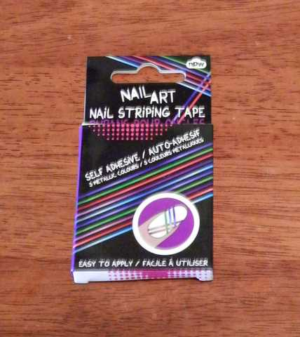 Ritzy Nail Tape
