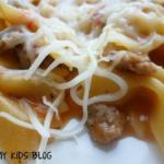 Easy One Pot Pasta and Sausage Dinner {Recipe}