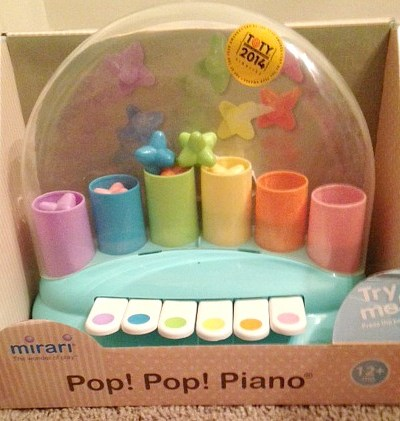 Mirari Pop! Pop! Piano From Patch Review and Giveaway
