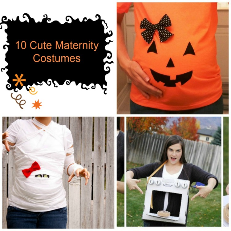 Halloween Maternity Costumes