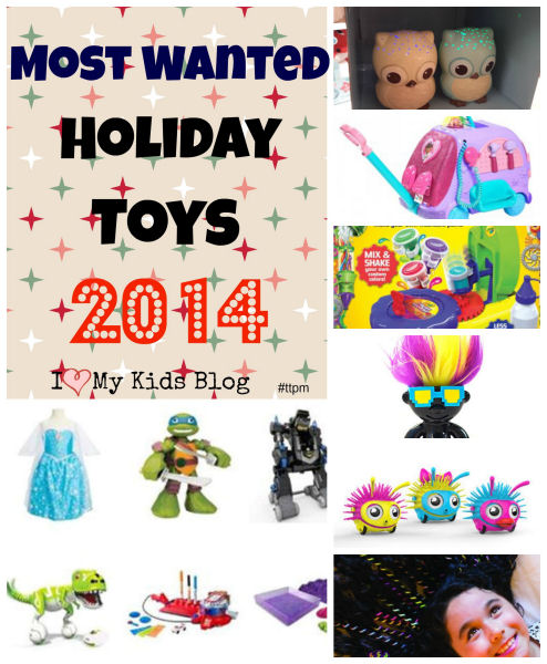 most wanted holiday toys 2014