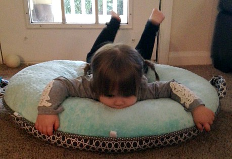 Belly Down on the Pello