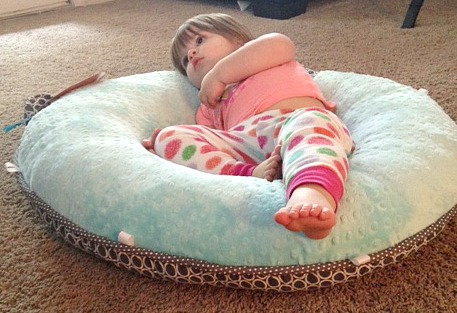 Laying in the Pello