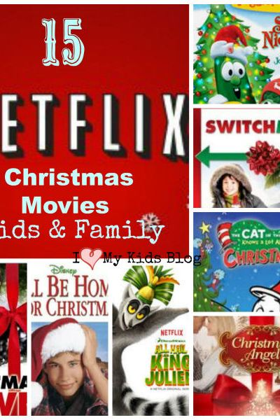 15 Great Kids Christmas Movies on Netflix Holidays 2014 + 1-YEAR Giveaway!