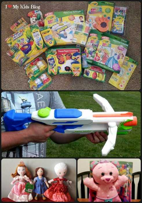 Nerf collage