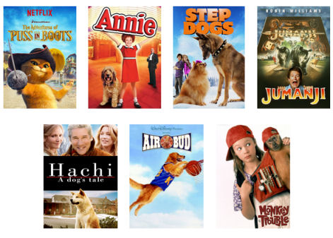 20 Kid Friendly Animal Movies on Netflix
