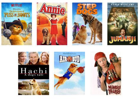 pet movies netflix