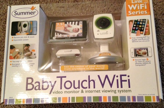 Baby Touch Wifi