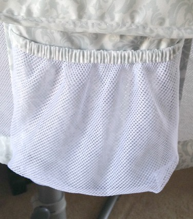 Halo Bassinet Pocket