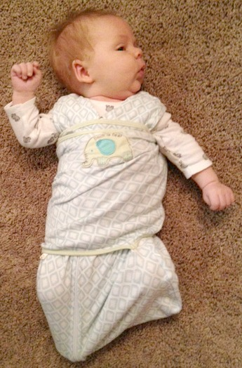 Halo Swaddle Freed Arms