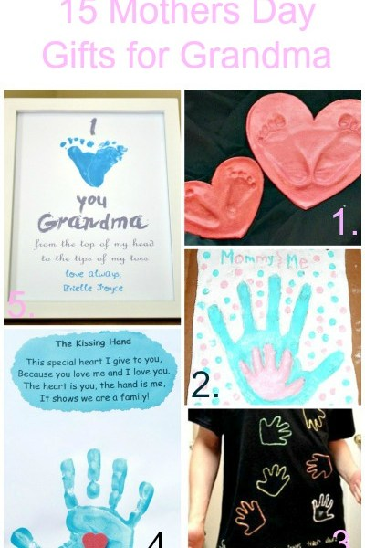 15 DIY Mothers Day Gift Ideas for Grandma