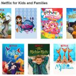 Spring/Summer 2015 New on Netflix for Kids and Families