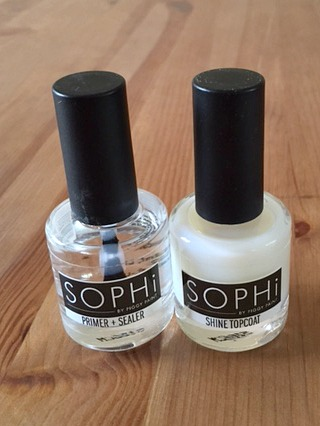 Sophi Primer and Topcoat