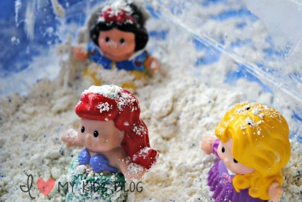 snow-princesses