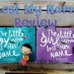 Read your child their very own personalized book from Lost My Name {Review}