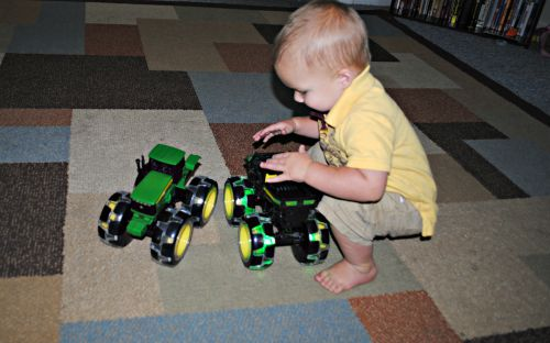 John Deere happy boys