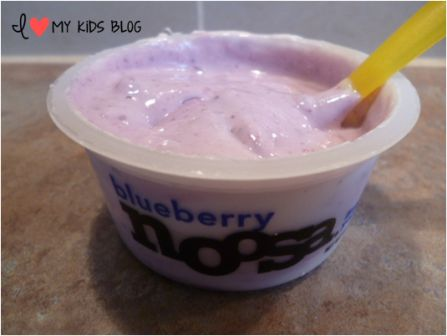 Noosa Yoghurt blueberry