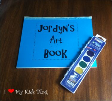 last minute kid birthday gift idea add paint set