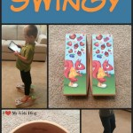 Swingy: The Fun Way Get Kids Moving