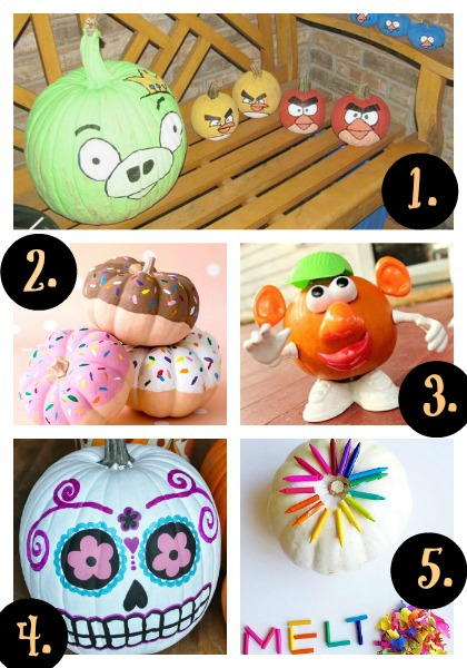 Pumpkin Decor Ideas