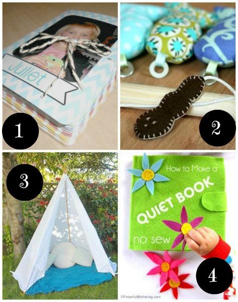 20 DIY Toddler Gifts 5