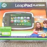 LeapPad Platinum, the Safe way to do Screen Time