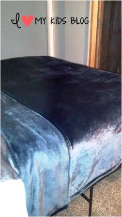 Super Soft Luster Loft American Blanket Company sides