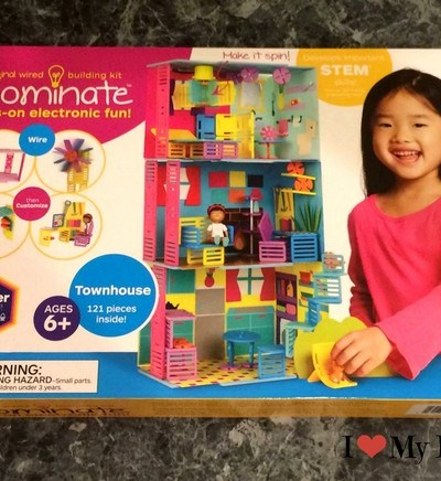 Get Girls Excited about STEM with Roominate