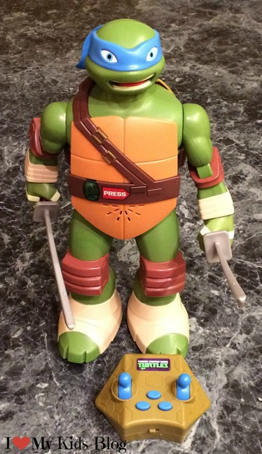 Ninja Control Leonardo