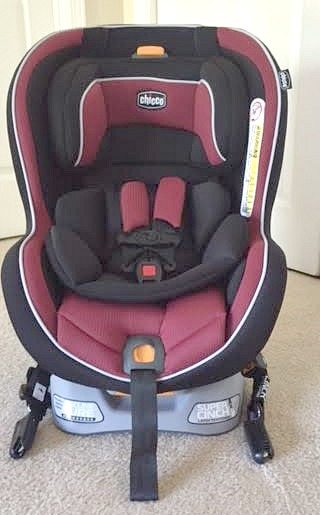 So I Looked Through Chiccos Website And Came Across The NextFit Convertible Car Seat Knew It Was One For My Son