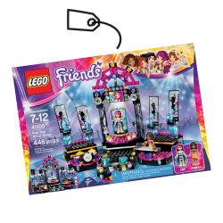 LEGO Popstar Show Stage