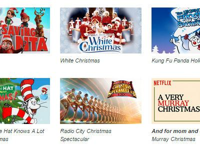 10 Best Holiday Movies on Netflix + Win a Free 6-months membership