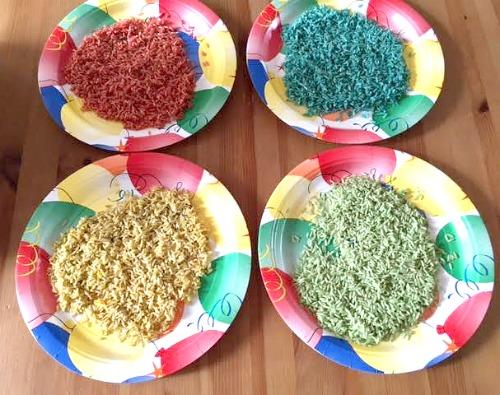 Sensory Rice Drying