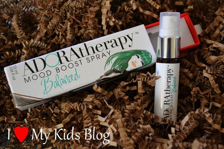 Adoratherapy Balanced Mood Boost Spray