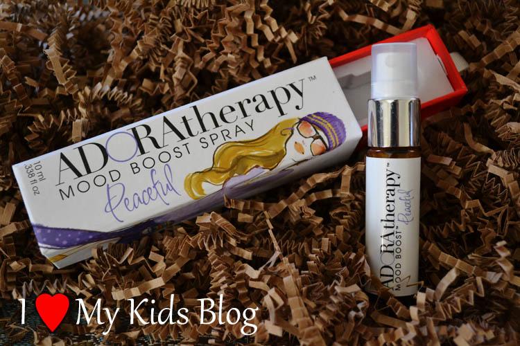 Adoratherapy Peaceful Mood Boost Spray