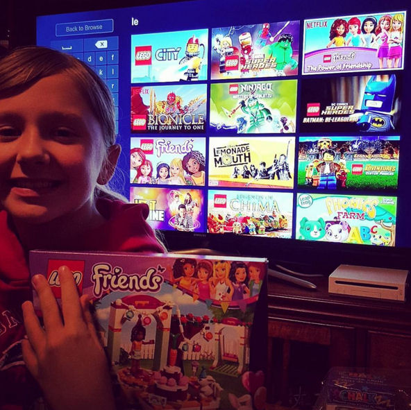 Lego Friends The Power of Friendship on Netflix
