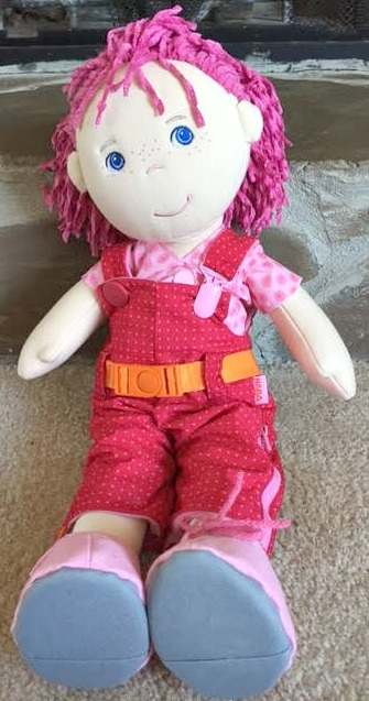 Lilli Dress-Up Doll