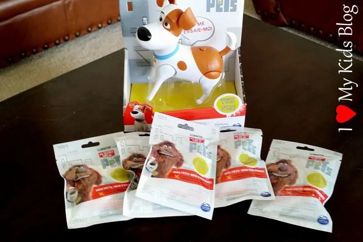 The Secret Life of Pets Toys