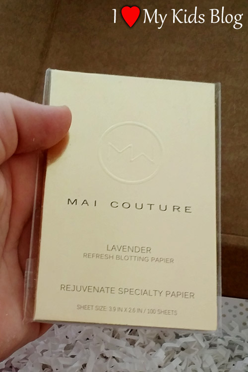 Mai Couture Papier April Pampered Mommy Box