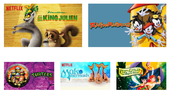 New on Netflix for Kids, Tweens, Teens and Families, may 2016