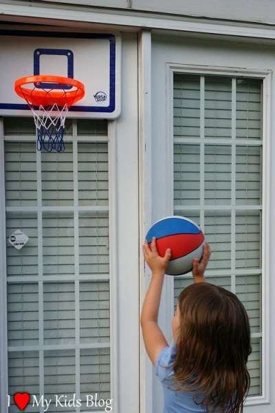 Play Basketball Anywhere You go With Versahoop