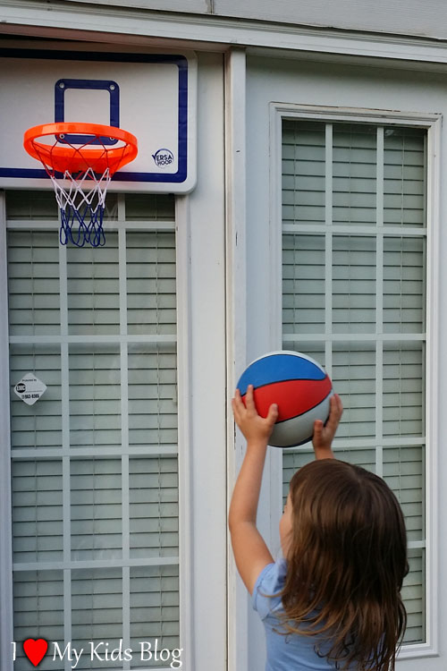 versahoop outdoor basketball