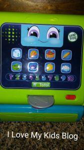 Leapfrog interactive cash register