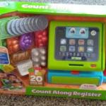 Learn With The New LeapFrog Count Along Register!